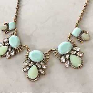 {j crew} NWT! deco necklace